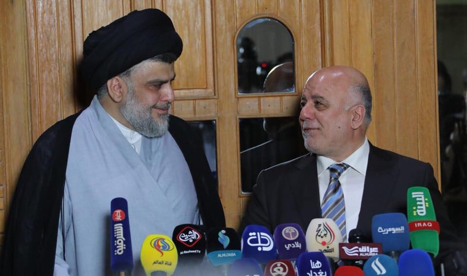 """Urgent: Abadi and Sadr announce an alliance between """"Surun"""" and """"victory"""" Image-1885"""